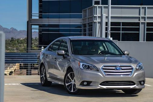 Lariche Subaru When The Going Gets Treacherous You Need More Than Just Another Pretty Sedan 2016 Legacy