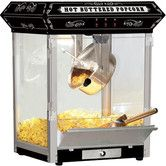 Funtime Popcorn Machines 8 Oz Countertop Sideshow Hot Oil Kettle