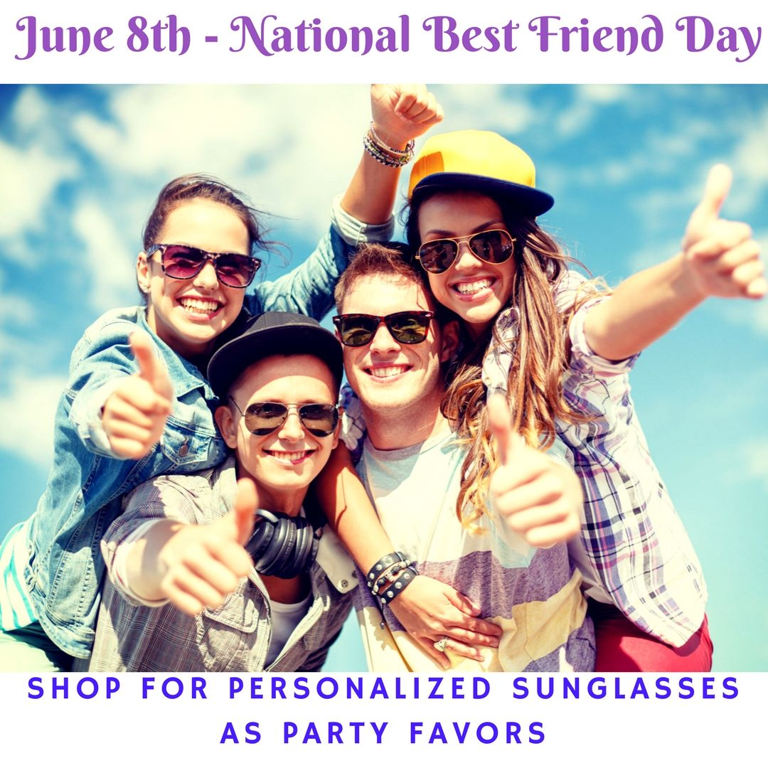 June 8th Is National Best Friend Day - Shop For ...