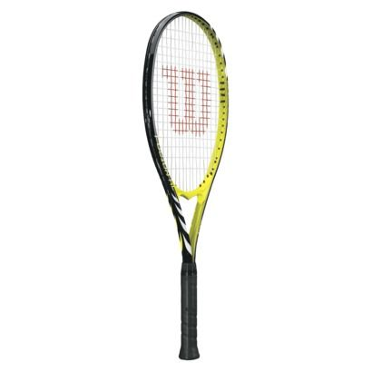 Wilson Fusion XL Tennis Racket - Yellow for $16 98 | Sports