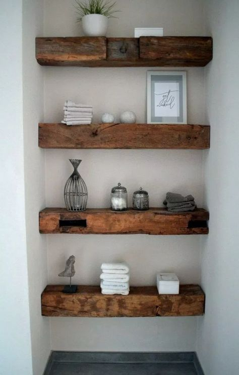 27 Exclusive Wall Shelf Ideas Em 2020 Decoracao Da Parede Do