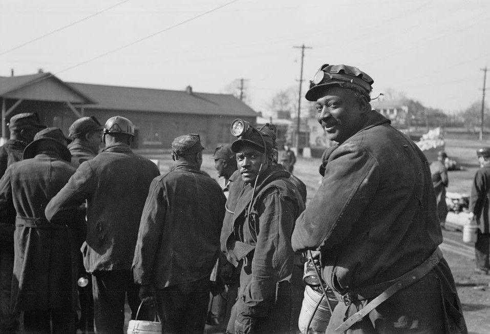 Coal miners birmingham alabama 1937 rothstein