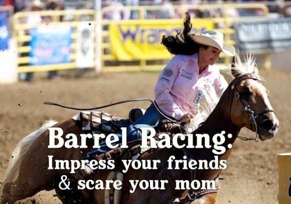 Love Horses ️ on Inspirational horse quotes, Barrel