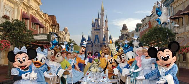 Let GardenGrocer deliver your groceries to your Walt Disney