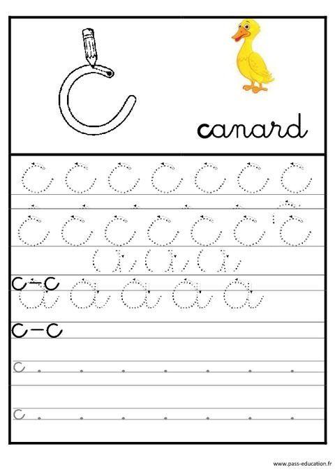 Lettres de l 39 alphabet en cursive ecriture maternelle - Alphabet francais maternelle ...