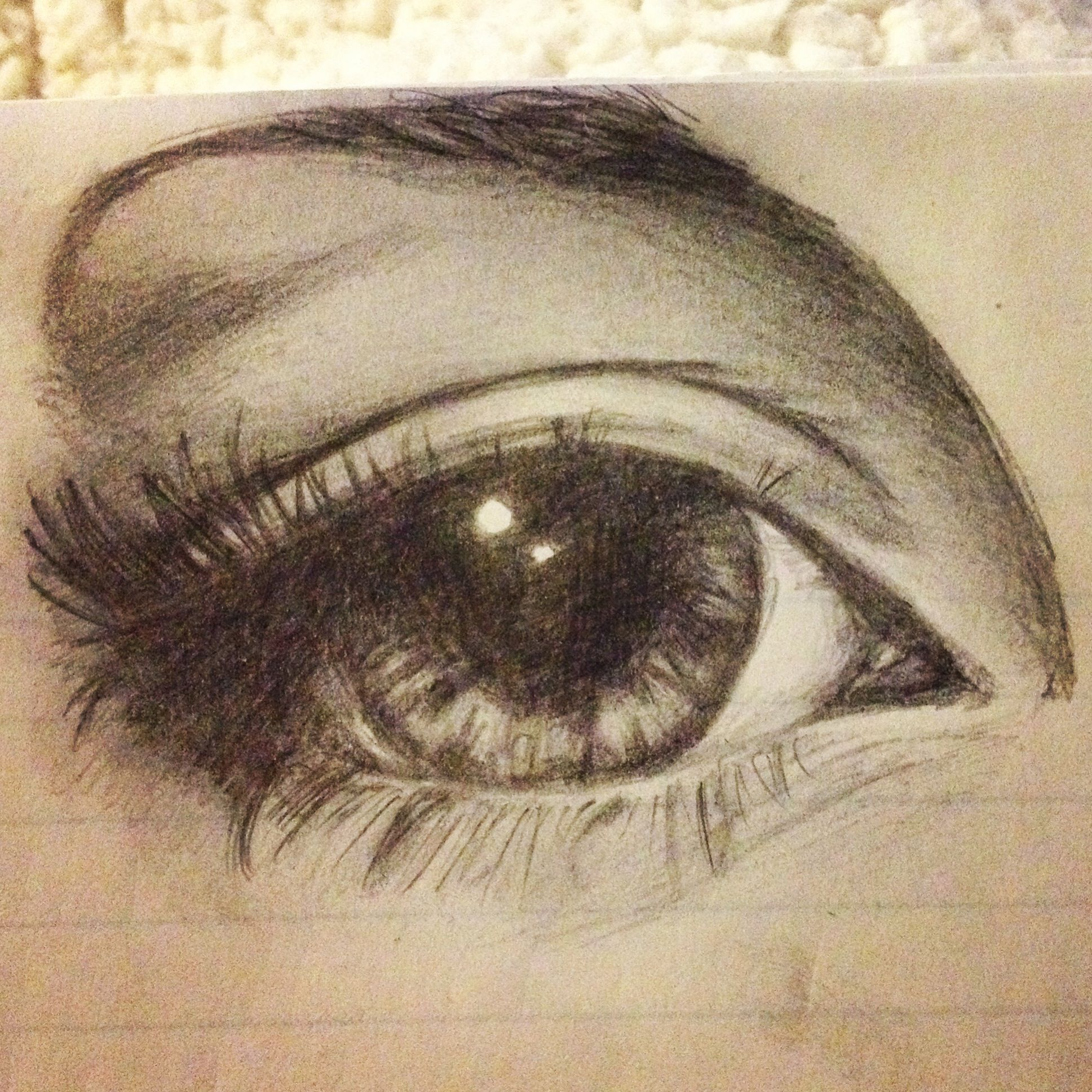 March 24 - 30 Skchallenge: Eye Short sketches of some eyes for everyone and anyone!