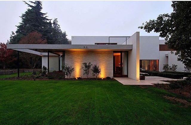 Zeitgenössische Häuser, Moderne Häuser, 21. Jahrhundert, Haus Design,  Architektur, Zeitung