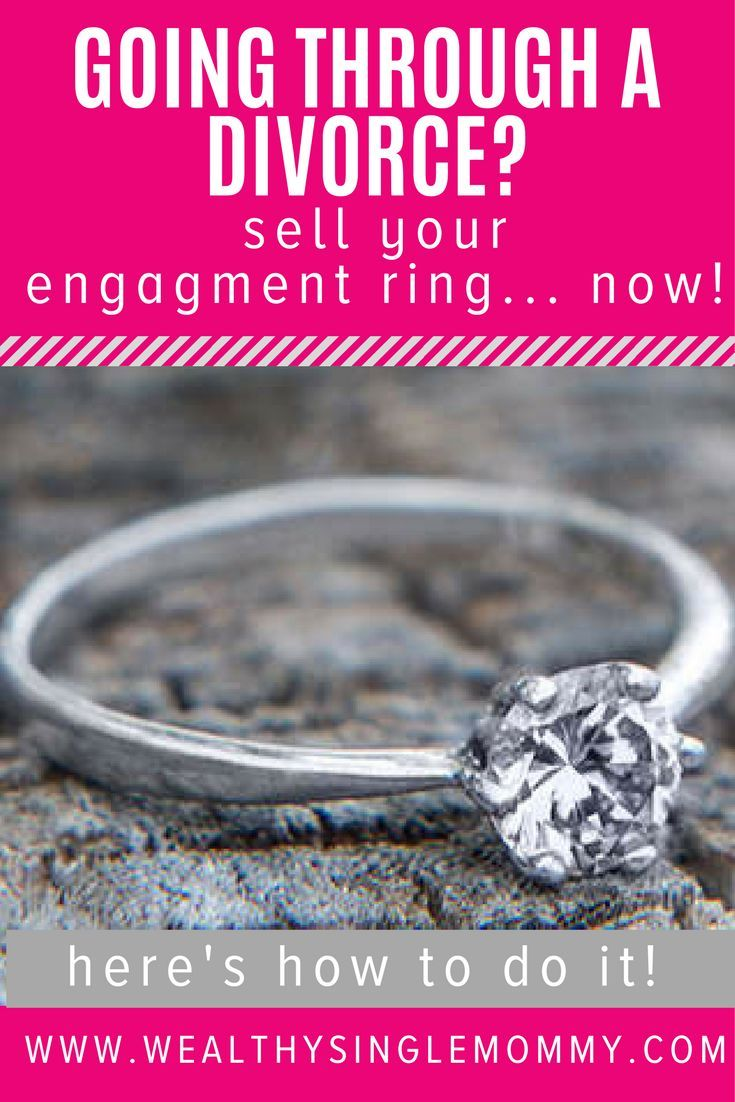 Should you sell your engagement ring after divorce? | Personal finance