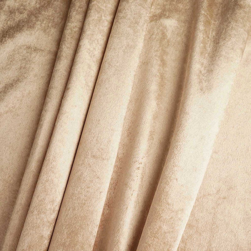 5 Yards Champagne Velvet Fabric Bolt 65 Wide Fabric Roll Fabric Bolts Diy Chair Sashes Bolt