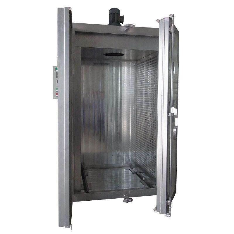 diy powder coating oven freezer