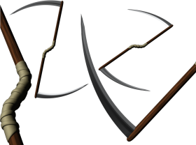 Shikai By Thomdeluca Grim Reaper Scythe The Grim Zanpakutō Png Image With Transparent Background Png Free Png Images Grim Reaper Scythe Grim Reaper The Grim
