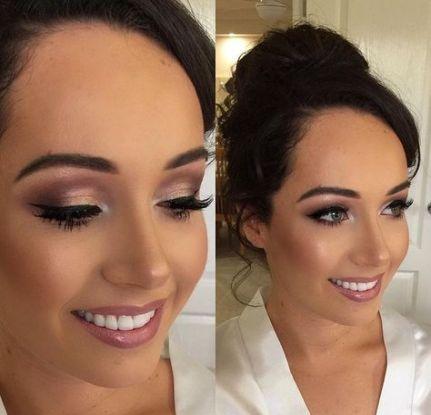 Best bridal makeup for brunettes wedding brides 51+ Ideas