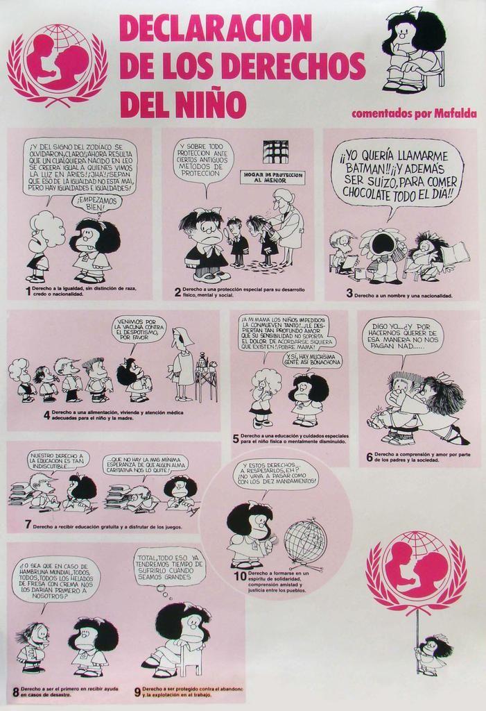 Mafalda Quotes on Twitter Mafalda quotes, Words, Word