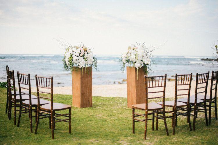 Beachfront Estate Wedding Venue on the North Shore oh Oahu ...