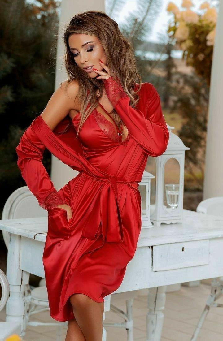Goodnight Midnight Silk PJ - Luxury Print Pajama   Silk