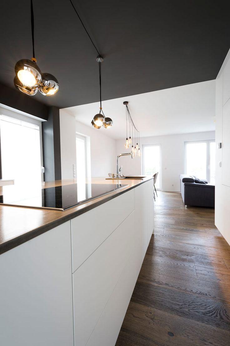 Küchen Ideen, Design, Gestaltung und Bilder #kücheideeneinrichtung
