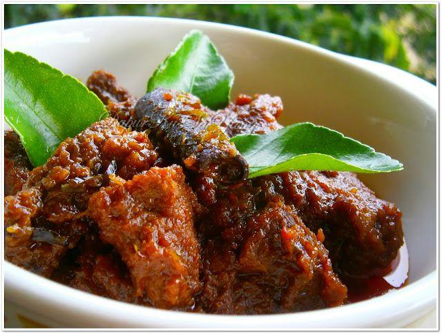 DapurKu SaYang: Rendang Daging Berempah