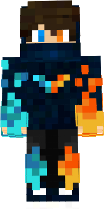 The Boy Of Ice And Fire Nova Skin Fire Skin Horse Armor Visit minecraftcapes.co.uk in order to apply this cape to minecraft java edition. the boy of ice and fire nova skin