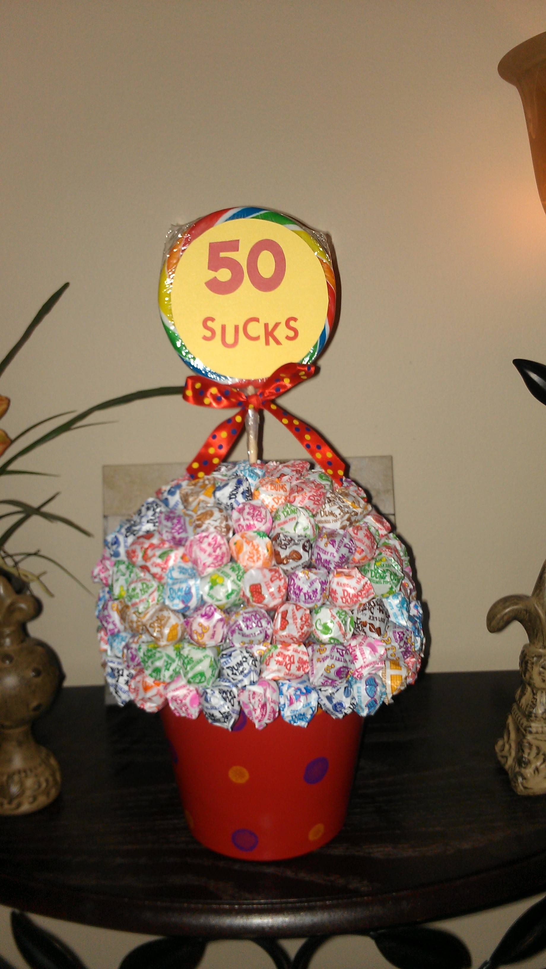 Just made this!!! 50th bday gift! MichaellaI totally