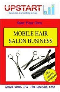 mobile hairdresser price list