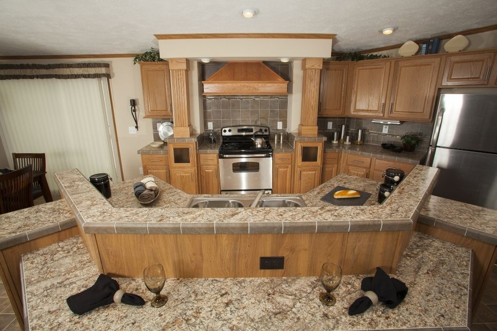 Innovative Kitchen Design Cool Colony Homes Has Innovative Kitchen Designs Great Finish Design Ideas