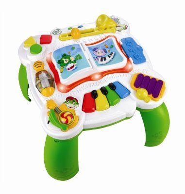 LeapFrog Learn & Groove Musical Table:Amazon:Toys & Games