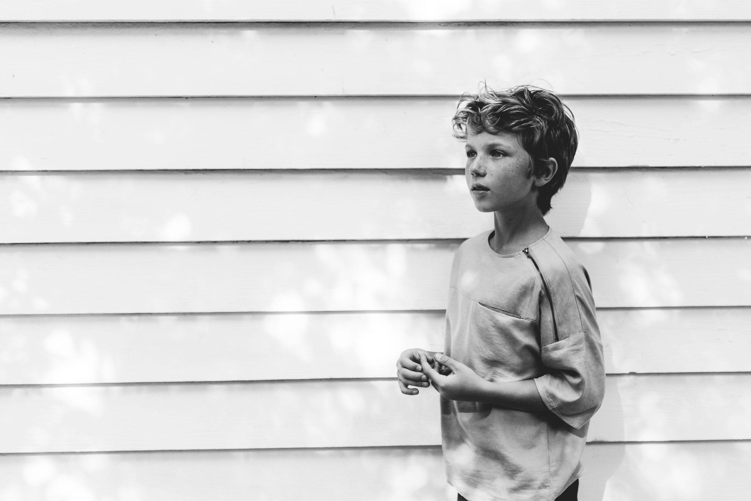 ZARA - #zaraeditorial - KIDS - CAPSULE COLLECTION | BOY
