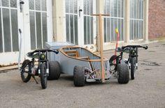 Pedal car, Bollerwagen, DIY