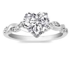 Promise Rings Walmart Heart Shaped Engagement Rings Heart Shaped Diamond Engagement Ring Heart Engagement Rings