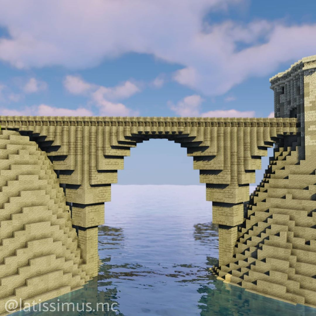 16++ Minecraft viaduct ideas in 2021