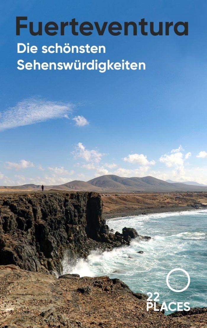 Photo of Los 22 lugares más bellos de Fuerteventura