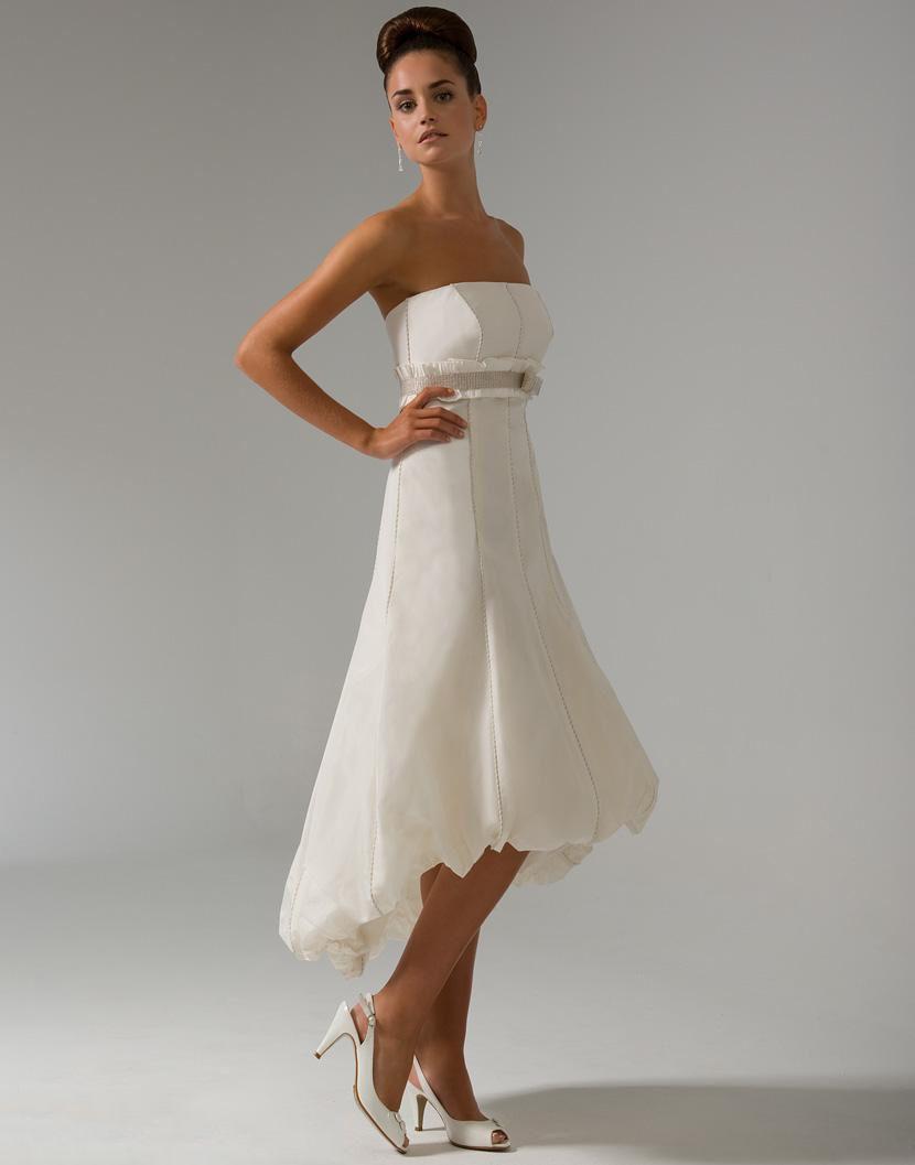 Cheap high low wedding dresses  high low beach wedding dress  Wedding Dresses  Pinterest  Beach
