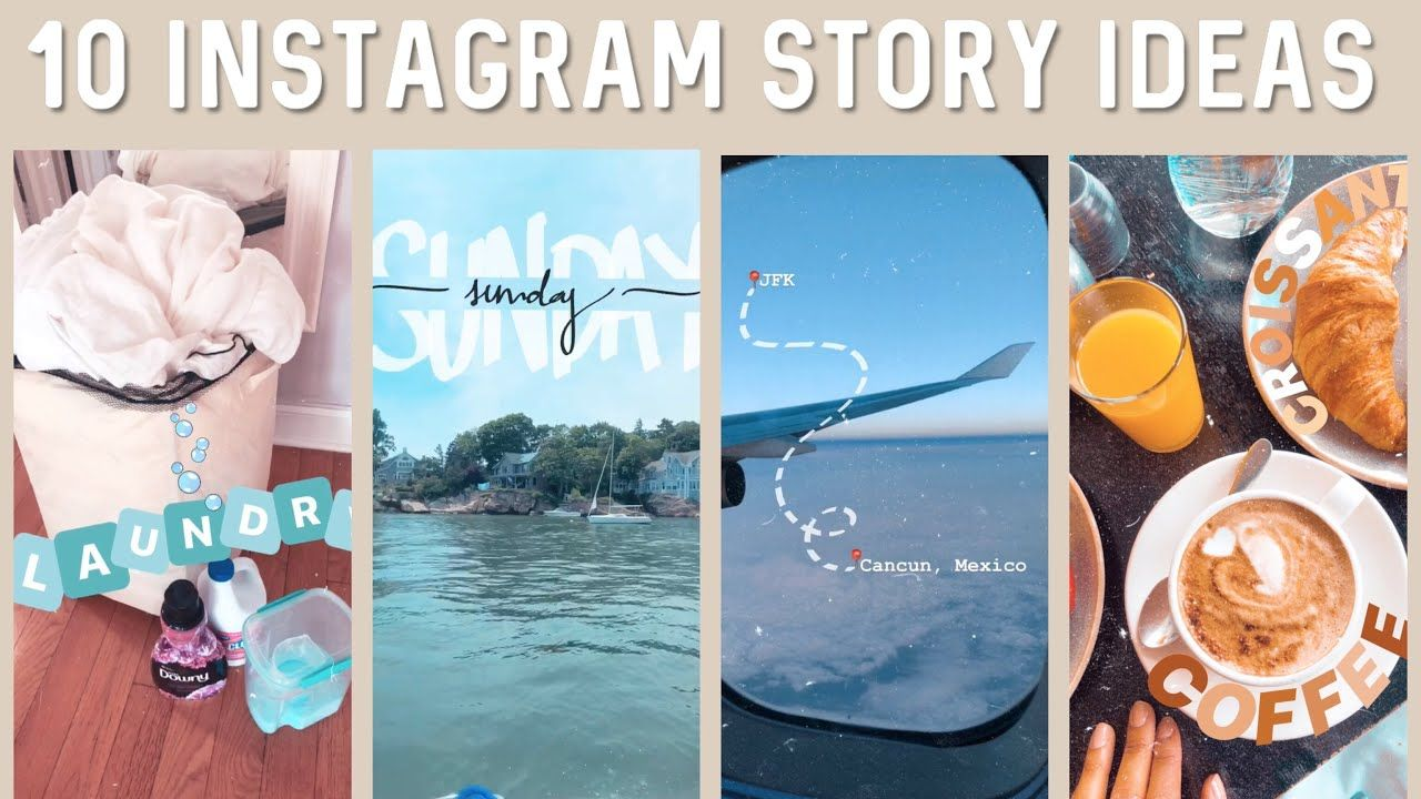 10 Creative Ways To Edit Your Instagram Stories Using