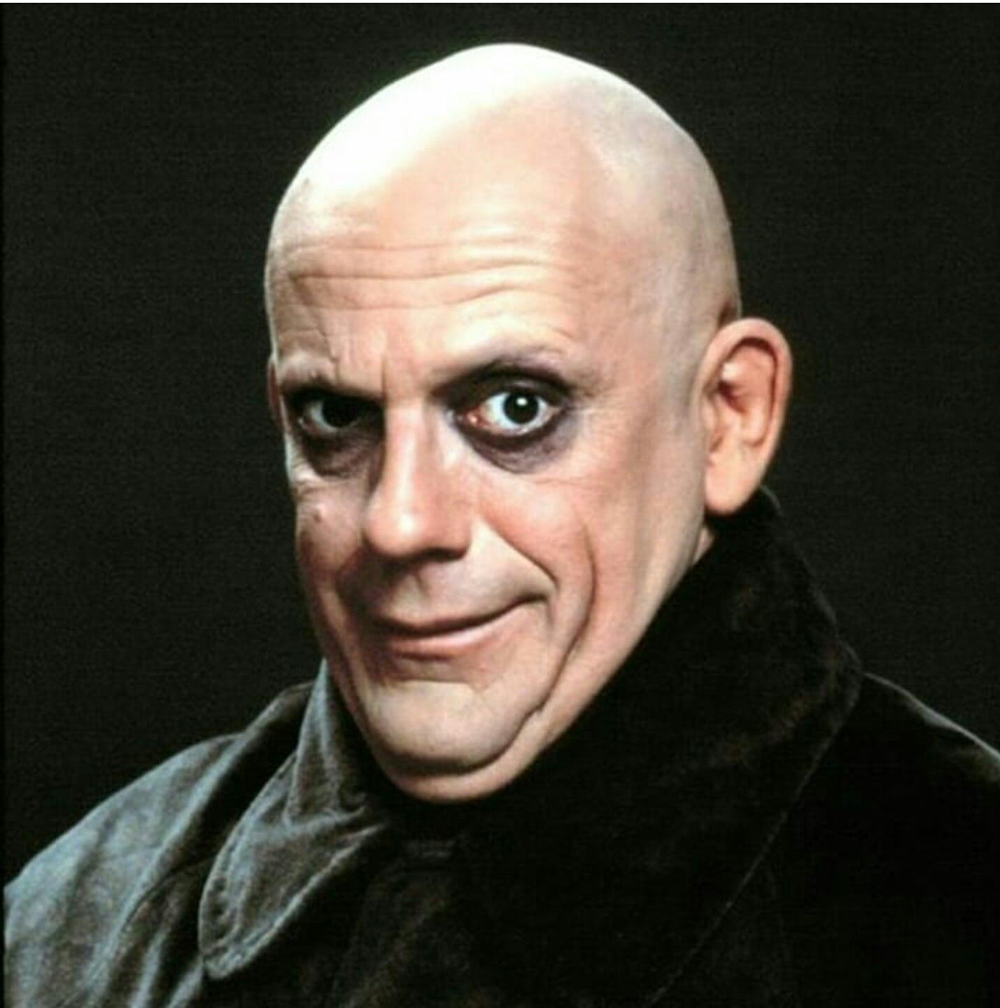 Uncle Fester.... Christopher Lloyd The Addams Family ...
