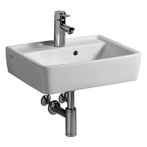 Keramag Renova Nr 1 Plan Handwaschbecken Weiß Mit Keratect Mit 1