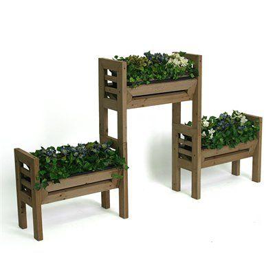 Algreen Products 00120 Stack-N-Garden Planter Set