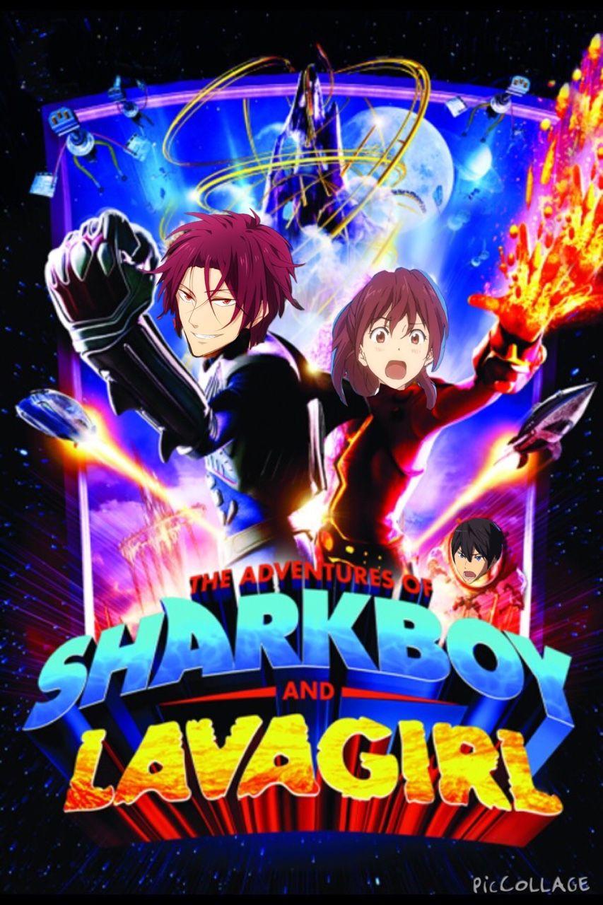 free,gou matsuoka,rin matsuoka,anime,fan edit Films