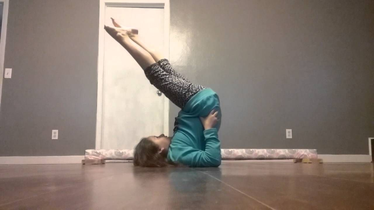 Single Yoga Challenge Poses