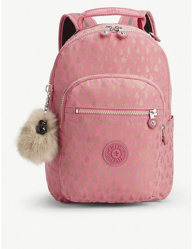 490f611de KIPLING Seoul Go printed nylon backpack em 2019 | coisas para ...