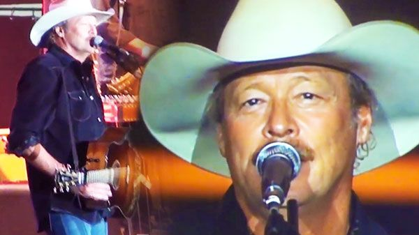 Alan Jackson Country Boy Live Watch Country Music Lyrics