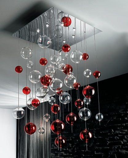 Niagara chandelier - medium SP H/236   Chandeliers, Modern and Lights