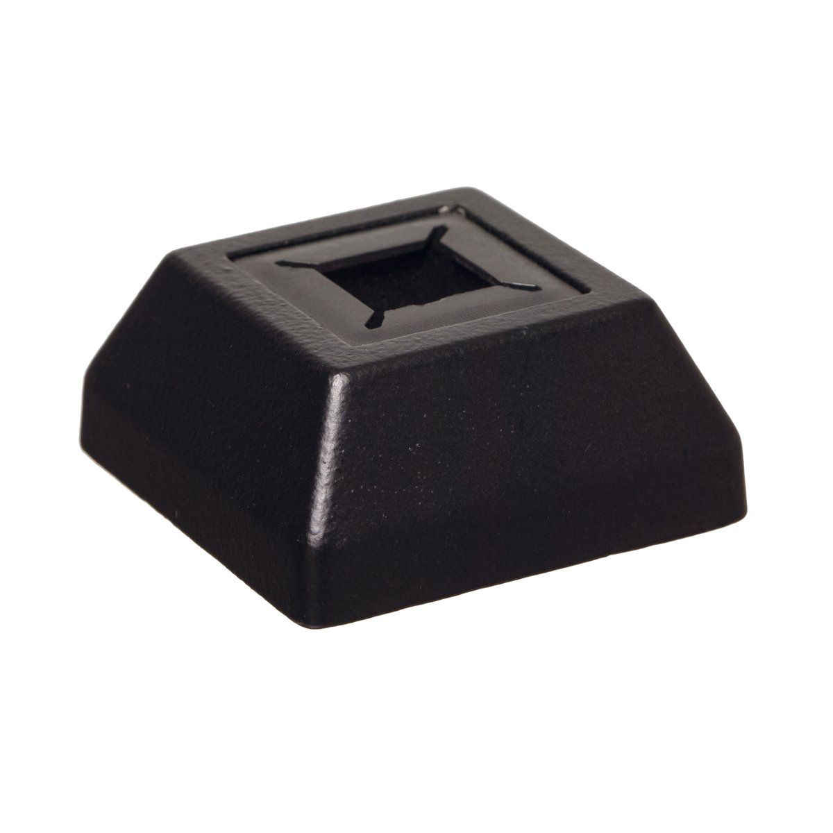 Best Easy Fit Flat Square Shoe For Square Or Round Hollow Iron 400 x 300