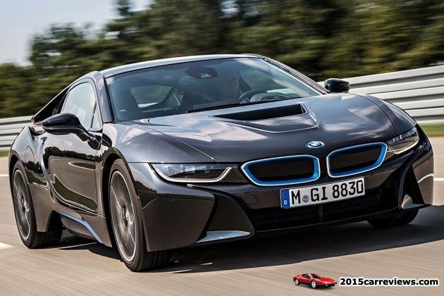 2015 bmw i8 exotic sports car review
