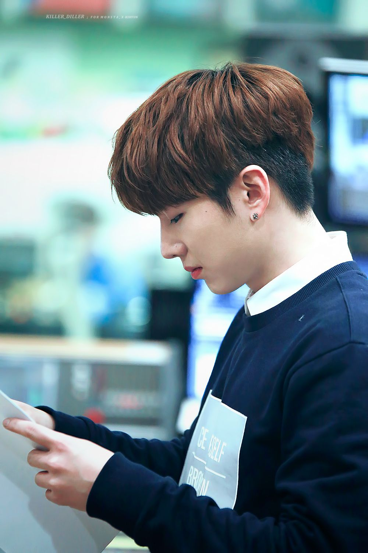 Kihyun (With images) | Korean men hairstyle, Korean ...