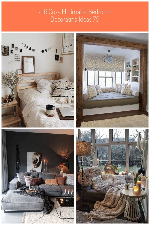 cozy minimalist bedroom decorating ideas bedroomideas on cozy minimalist bedroom decorating ideas id=89961