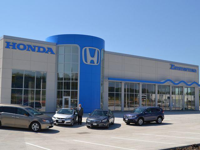 Zimmerman Honda in Moline, IL | Zimmerman Honda's Favorites ...