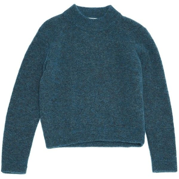cf966389dec Pre-owned Acne Studios Wool Jumper (3 440 UAH) ❤ liked on Polyvore ...