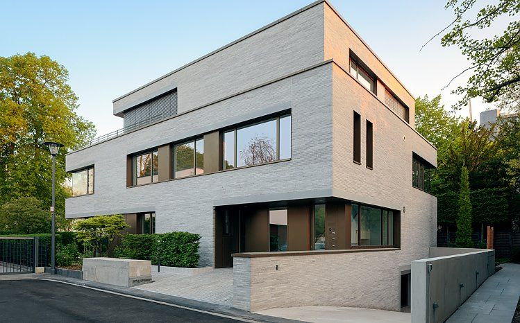 Wohnhaus In Koln Architektur Haus Haus Architektur Architektur