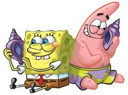 Spongebob Squarepants Photo: spongebob&patrick