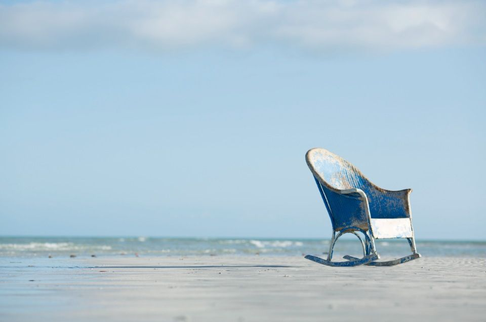 Kenny Chesneys Old Blue Chair Just Cool Pinterest Beach
